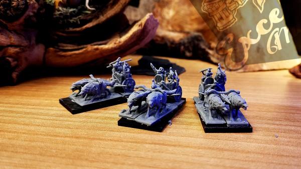 Orcs&Goblins - Goblin Chariots