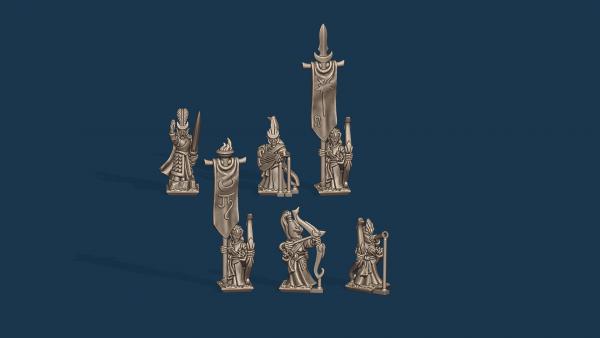 Noble Elves - Individual Archers Command FD