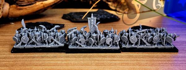 Orcs&Goblins - Full Steppe Goblins Regiment 3