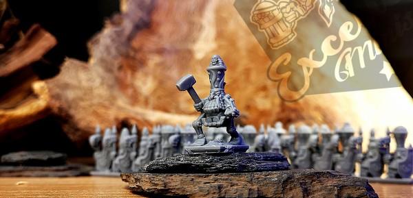 Chaos Dwarves - Bionic Dwarf Champion