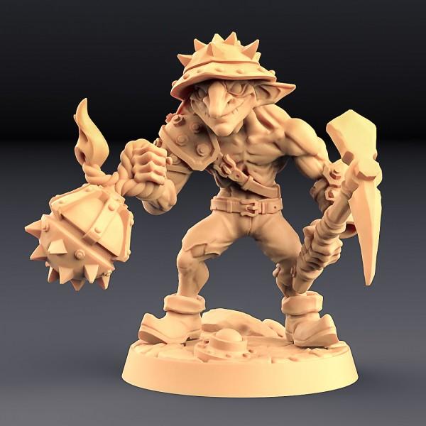 Sparksoot Goblin - D