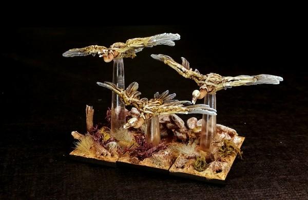 Desert Kings - Full Zombie Vulture Regiment