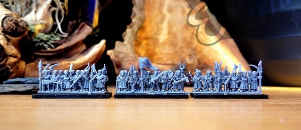Empires of Man - Peasants Regiment-C2