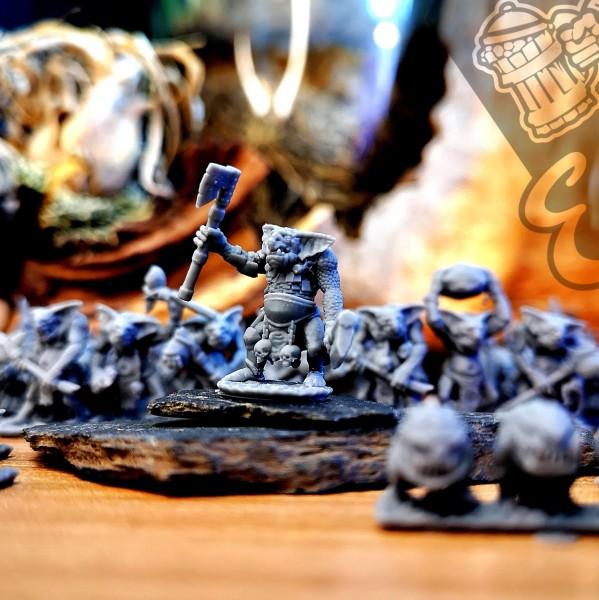 Orcs&Goblins - Troll Hero