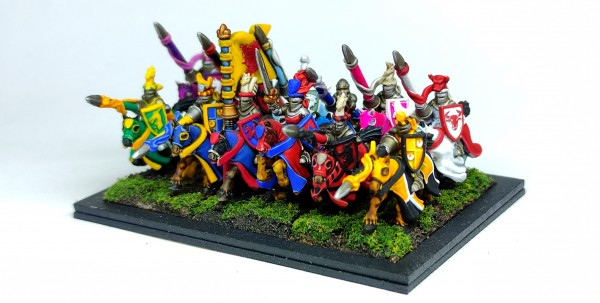 Empires of Man - Chivalric Knights FD 1