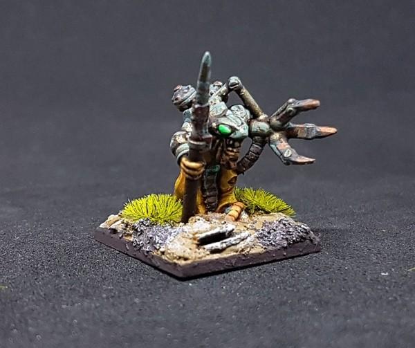 Vermin Clans - Bionic Rat Hero