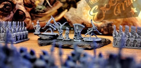 Noble Elves - Full Bolt Thrower Regiment FD
