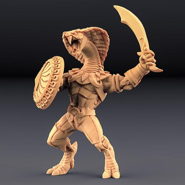 Snakeman - A