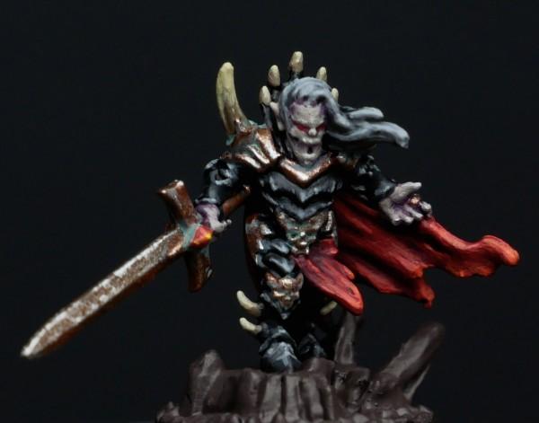 Vampire Lords - Vampire Champion on Foot