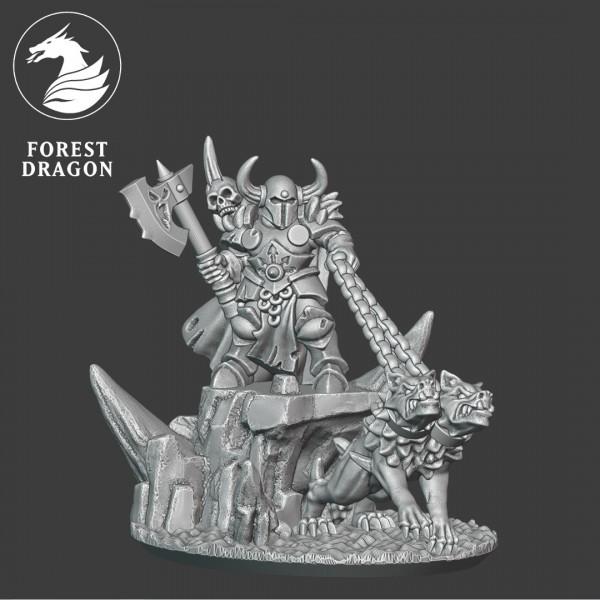 Dark Champions - General with Hound