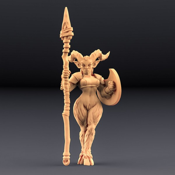 Satyr Lady - A