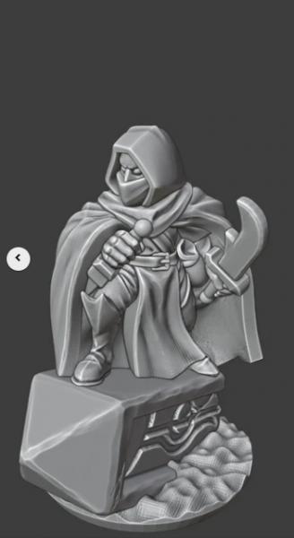 Shadow Elves - Assassin