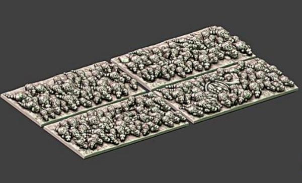 Vermin Clans - Rat Swarm