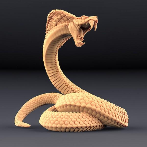 Giant Snake - B