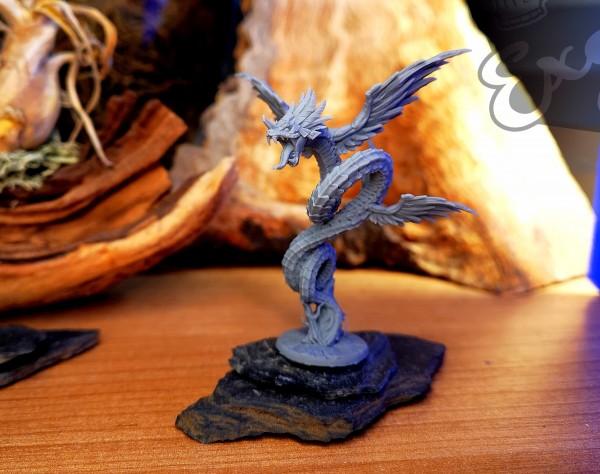 Feathered Dragon - Epic Beast (Quetzalcoatl)