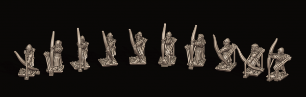 Empires of Man - Individual Archers