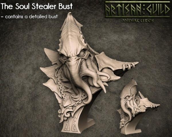 Soul-Stealer Bust
