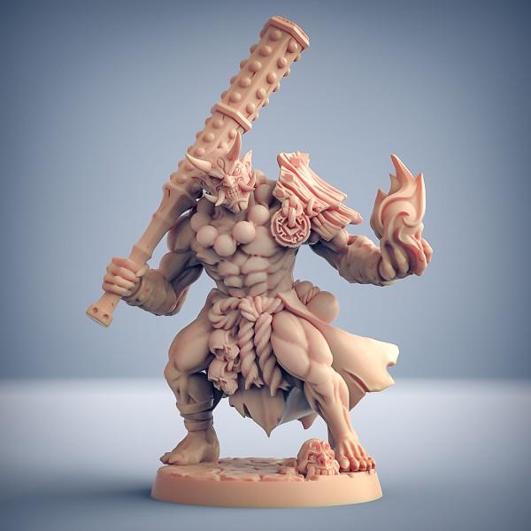 Oni Clan Gruntling - A
