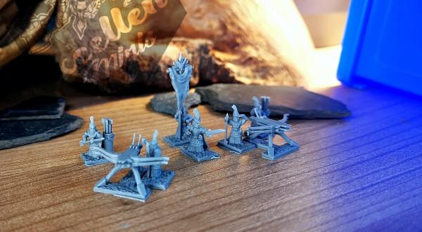 Noble Elves - Full Bolt Thrower Regiment