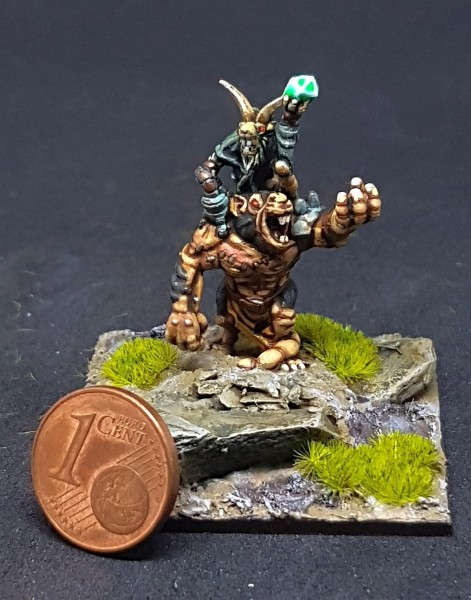 Vermin Clans - Ratogre with Shaman