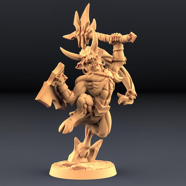 Abyss Demon Gruntiling - C