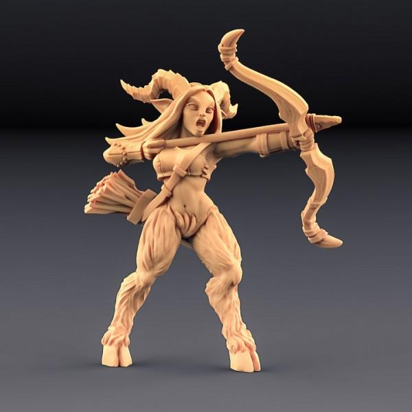 Satyr Lady - C