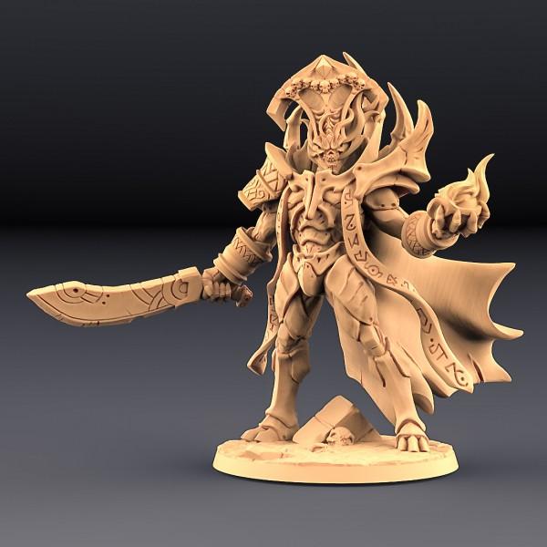 Ossarnus the Sacrophagus Guardian