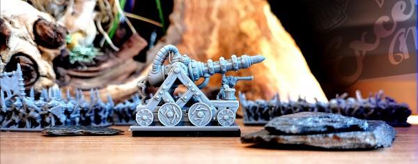Vermin Clans - Lightning Cannon