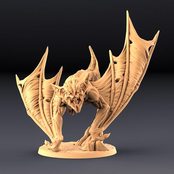 Bloodhunter Dire Bat