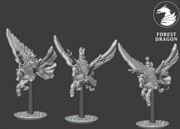 Empires of Man - Pegasus Knights FD