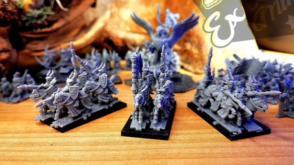 Empires of Man - ELITE Chivalric Knights FD 2