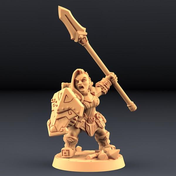 Dwarf - Oathbreaker - F