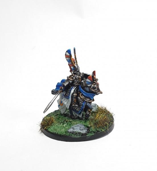 Noble Elves - Champion on Horse 2 (sword)