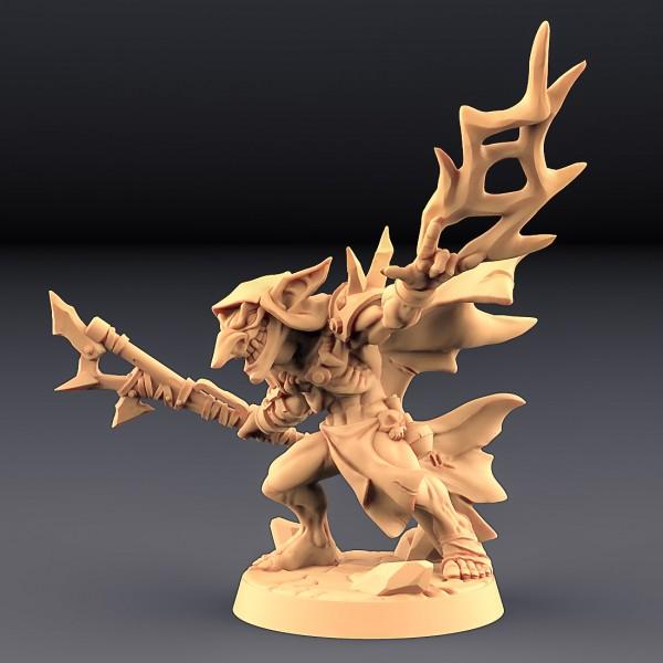 ZipZaap Darkspark - Sparksoot Goblin Hero