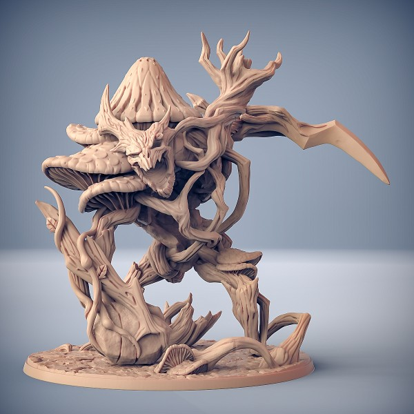 Ancient Forest Primordial (no beard)