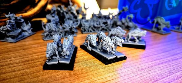 Demonic Hordes - Full Hounds of Change Regiment