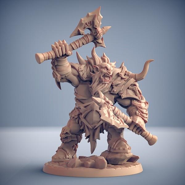 Frostmetal Ogre - E