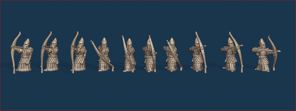 Noble Elves - Individual Archers