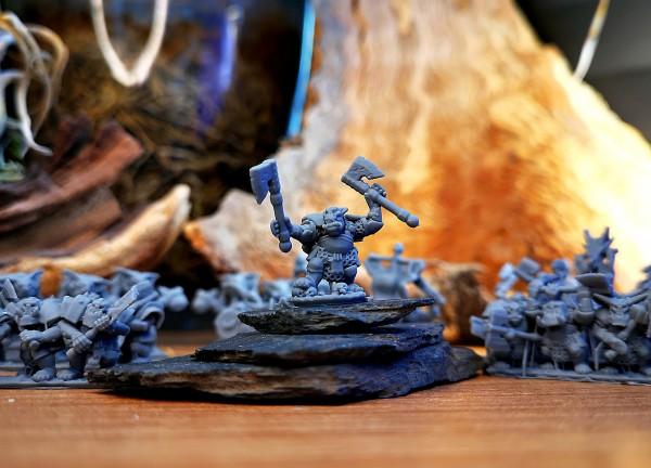 Orcs&Goblins - Black Orc Hero 1