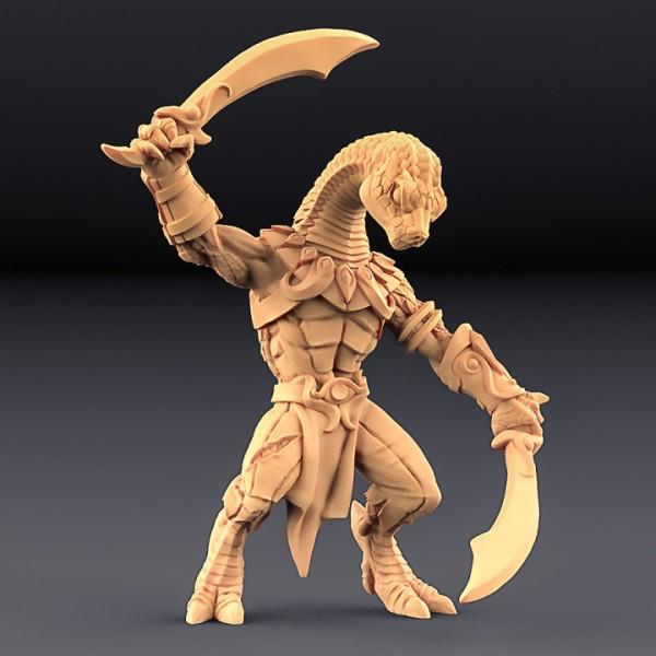 Snakeman - B