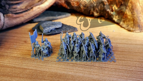 Empires of Man - Individual Bowmen Pack