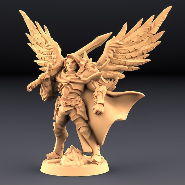 Sigfrido Dragonbane - Angel
