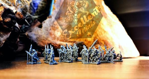 Elves of the Wood - Full Ranger Regiment