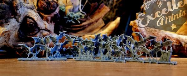 Vampire Lords - Giant Batsswarm