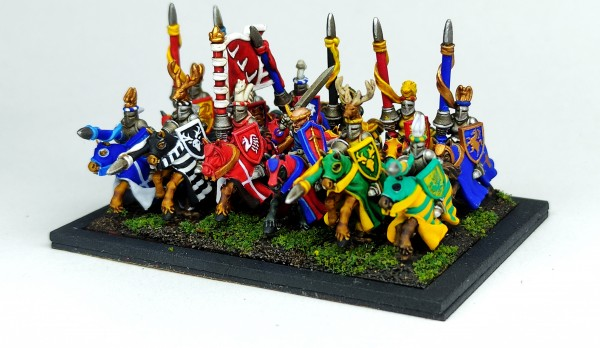 Empires of Man - Chivalric Knights FD 2