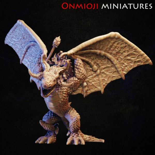 Dark Champion on Chaos Dragon