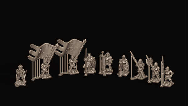 Empires of Man - Individual Householdguard Command