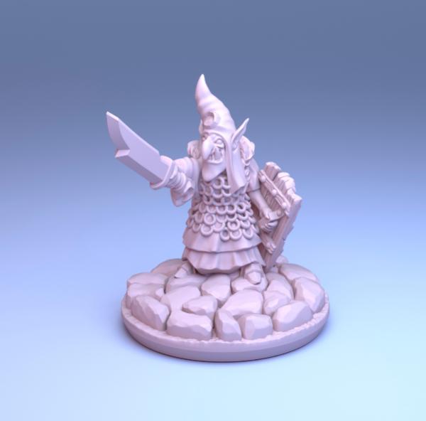 Orcs&Goblins - Goblin Warrior Hero