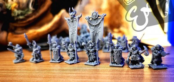 Dark Champions - Individual Desolaters Command (Undivided)