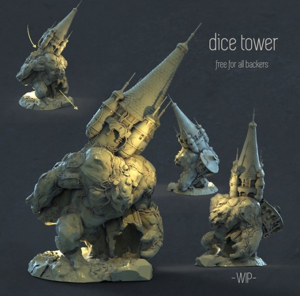 Dice Tower Thief